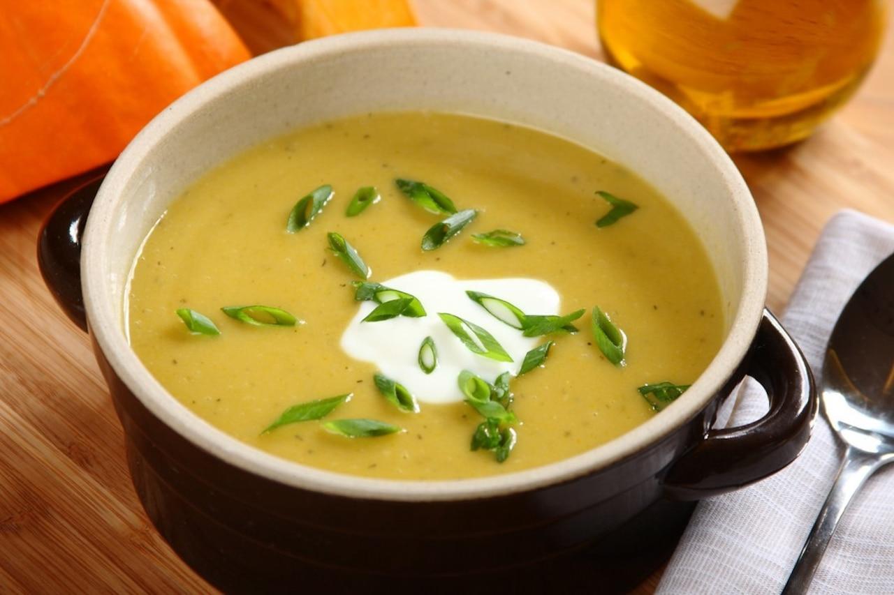 Как сделать суп пюре