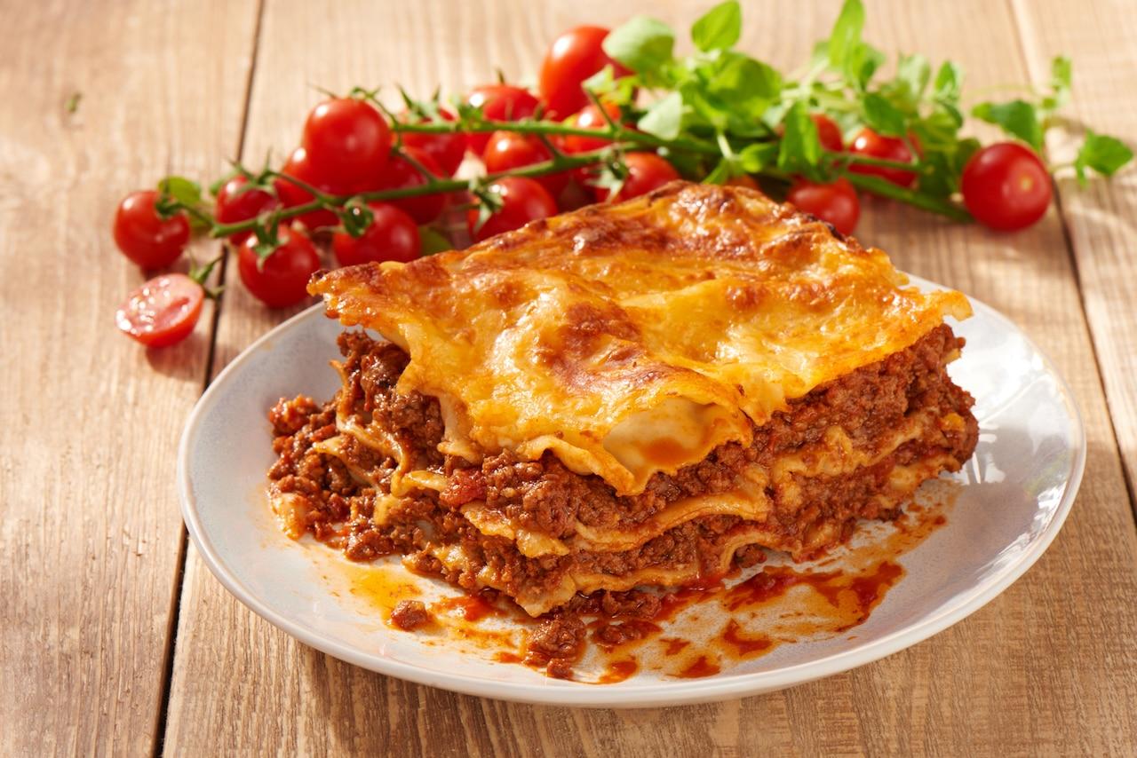 Lasagne - najlepsza włoska zapiekanka