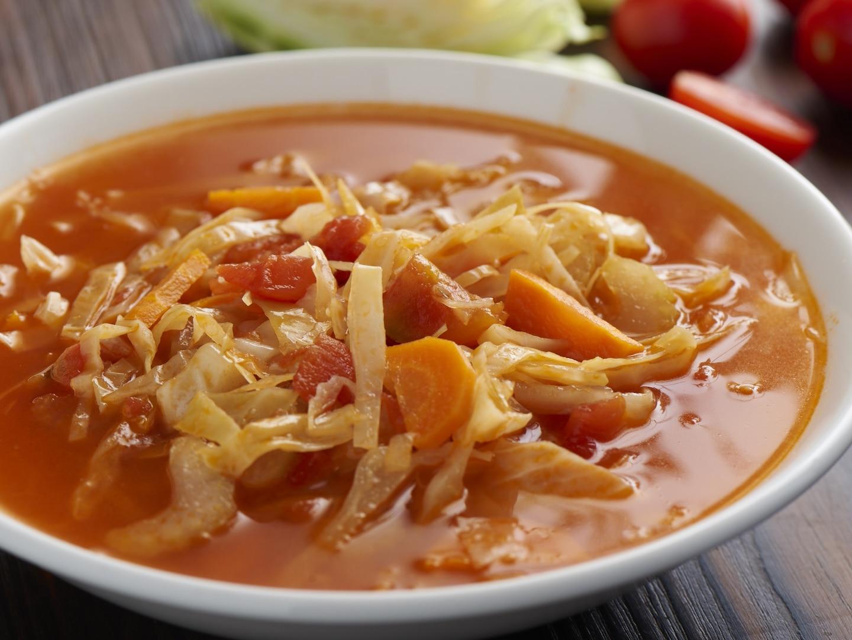 Zupa Z Kapusty I Pomidorow