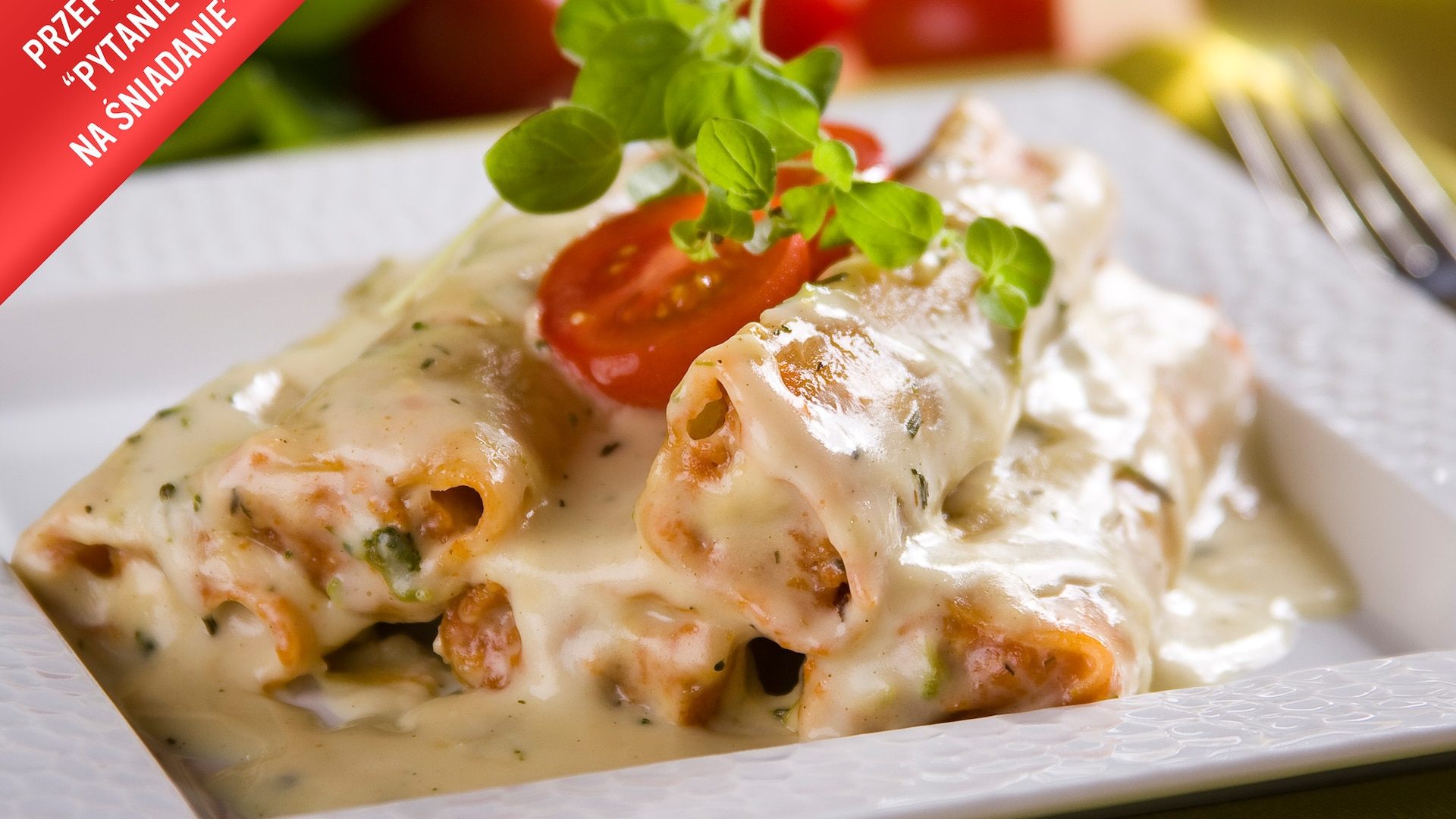 Cannelloni Z Miesem