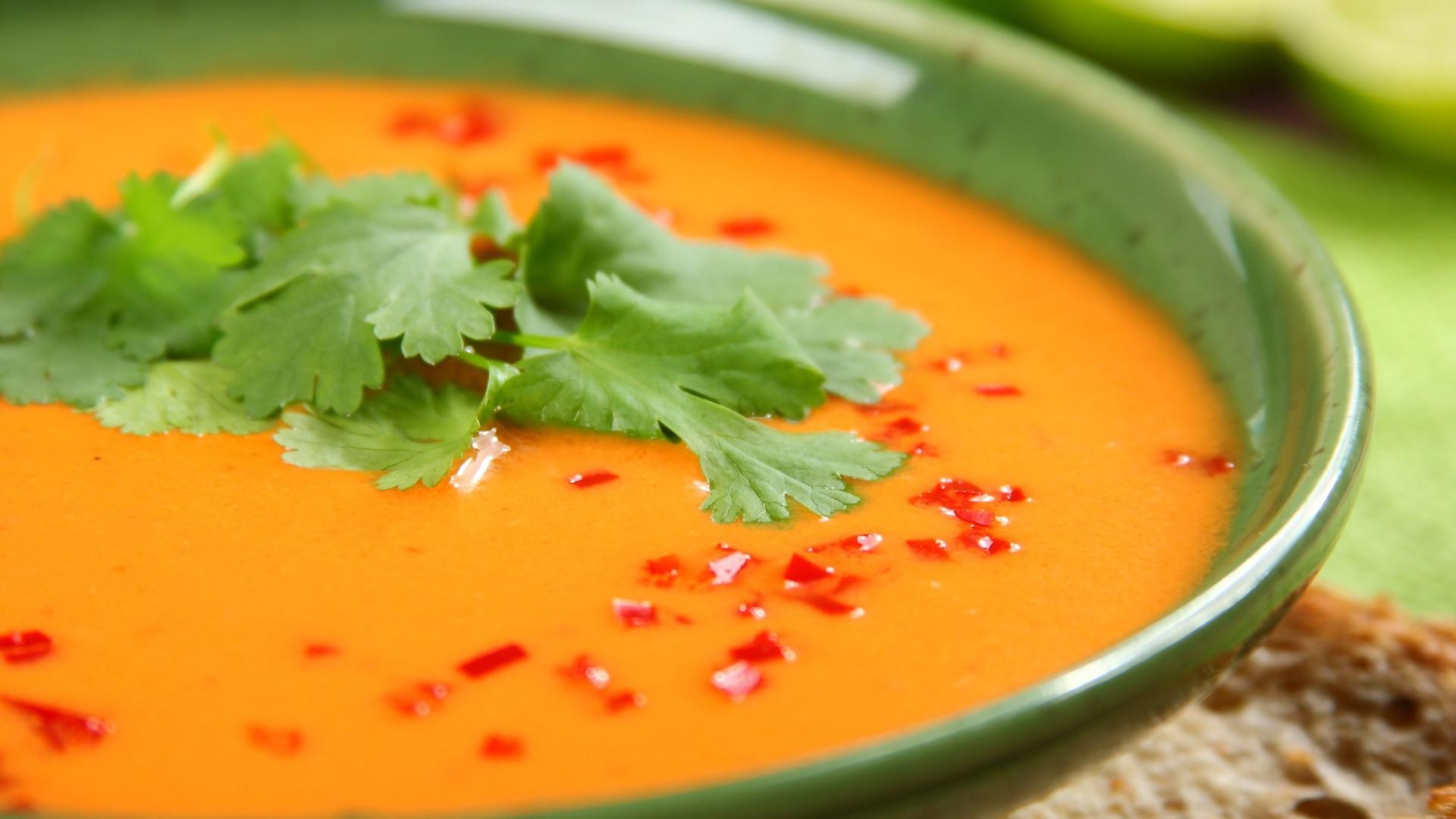 Indyjska Zupa Pomidorowa Przepis Zobacz Na Przepisy Pl