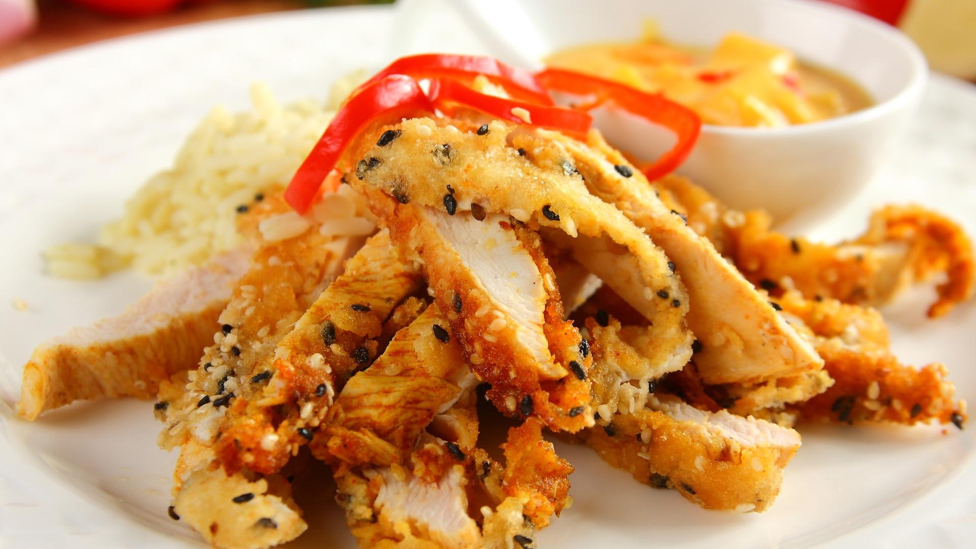 Kurczak Z Ananasem Na Sposob Chinski Przepis Zobacz Na Przepisy Pl