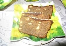 Babka czekoladowo- migdałowa