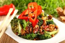 Brokuły po chińsku