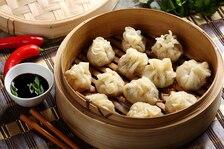 Chińskie pierożki Dim Sum