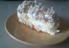 Ciasto Bezowe z karmelem