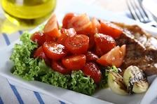 Sałatka pomidorowa do mięs