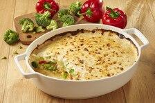 Warzywne casserole
