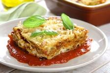 Zapiekanka à la lasagne