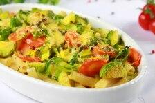 Zapiekanka makaronowo-warzywna