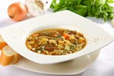 Zupa z boczniaków