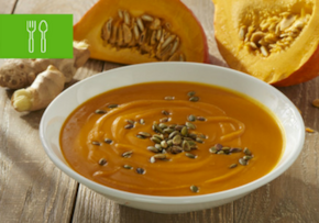 6 najlepszych zup z dyni
