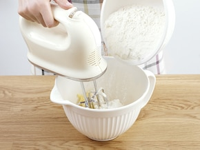 Ciasteczka Linzer  – krok 2