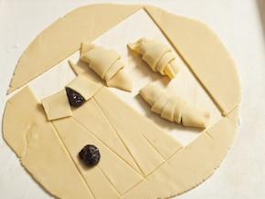 Ciasteczka z powidłami śliwkowymi – krok 5