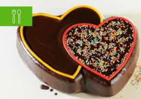 Słodkie wypieki na Walentynki