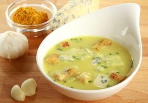 Aromatyczna zupa pieczarkowa  – krok 4