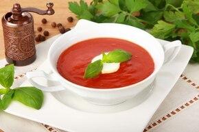 Aromatyczna zupa pomidorowa – krok 3