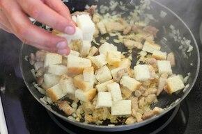 Aromatyczna zupa ziołowa – krok 3