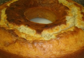 Bananowe ciasto