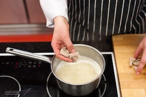Barszcz biały chrzanowy  – krok 2