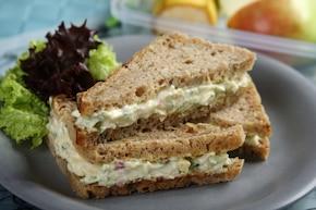 Bezglutenowa kanapka