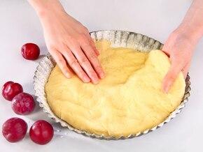 Bezglutenowe ciasto drożdżowe – krok 5