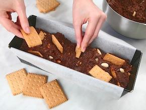 Blok czekoladowy – krok 6