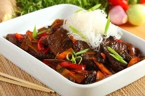 Bo rau thap cam - Wołowina w warzywach po wietnamsku