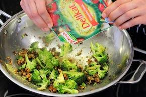 Brokuły po chińsku – krok 3
