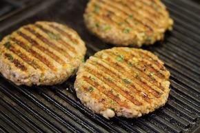 Burgery drobiowe – krok 6