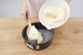 Ciasto motyl – krok 2