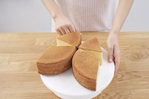 Ciasto motyl – krok 3
