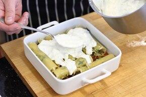 Cannelloni z serem feta – krok 5