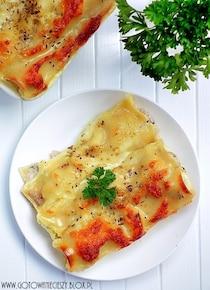 Cannelloni z tuńczykiem i ricottą