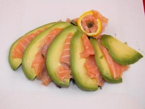 Carpaccio z awokado