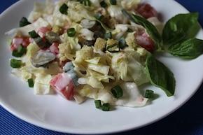 Cezar wegetariański