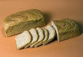 Chleb z ziarnami, bez mąki
