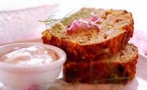 Chlebek łososiowy