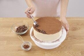 Ciasto czekoladowe z likierem Baileys – krok 5