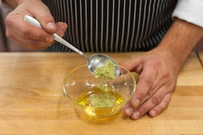 Chrupiąca sałata z burakami i mandarynką – krok 3