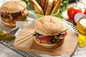 Hamburgery z indyka