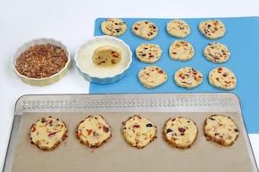 Ciasteczka bakaliowe – krok 6