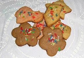 Ciasteczka dość twarde 2
