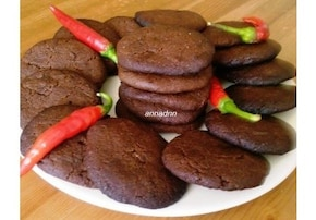 Ciasteczka z Chilli