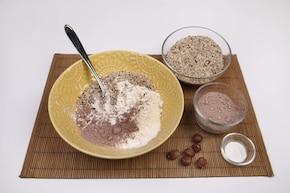 Ciasto czekoladowe bez laktozy  – krok 2