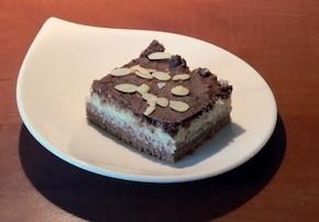 Ciasto kokosowe z migdałami