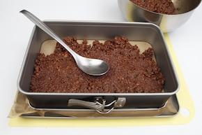 Ciasto kokosowo-czekoladowe – krok 2