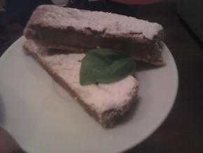 ciasto malinowo - miodowe