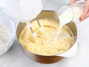 Ciasto marmurkowe  – krok 4