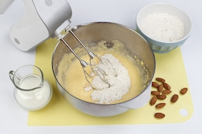 Ciasto z agrestem – krok 2